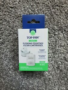 Top Paw Flowing Fountain Filter Cartridges Small