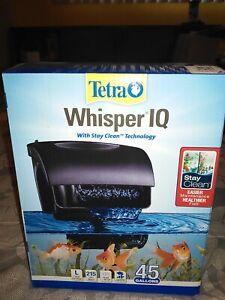 Tetra Whisper IQ 45 Power Filter