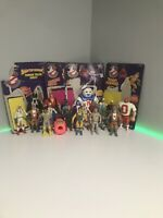 Kenner The Real Ghostbusters Lot Of 22 Action Figures Playmobil Stay Puft