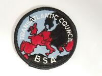 Boy Scouts of America Transatlantic Council BSA Patch
