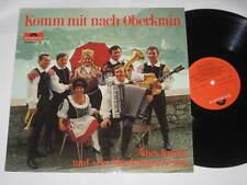 LP/OBERKRAINER SEXTETT JANES KALSEK/KOMM MIT NACH OBERKRAIN/Polydor 62718
