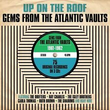 UP ON THE ROOF GEMS FROM THE ATLANTIC VAULTS 1961-1962 (NEW SEALED 3CD SET)
