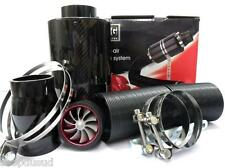 KIT ADMISSION DIRECT CARBONE + TURBO TURBINE +Raccord Filtre a Air Tuning Rallye