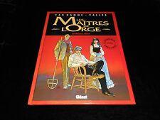 Van Hamme / Vallès : Les maîtres de l'orge 1 Charles, 1854 Editions Glénat 2001