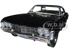 1967 CHEVROLET IMPALA SUPERNATURAL WITH OHIO LICENSE PLATE 1/18 GREENLIGHT 19014