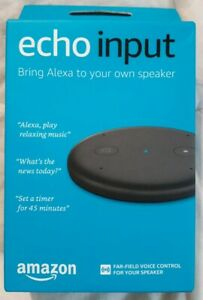 Echo Input - Bring Alexa to your own speaker