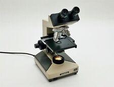 Olympus CH-2 CHT Binocular Microscope w/CH-BI45-2 Head +2*Eyepiece +4*Objectives