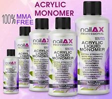 NAIL SCULPTING ACRYLIC LIQUID MONOMER SALON HIGH QUALITY Fast Delivery