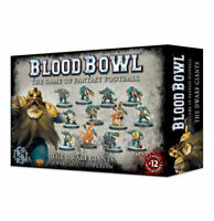 The Dwarf Giants - Blood Bowl Team - Brand New! 200-17