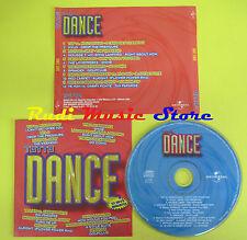 CD TUTTO DANCE compilation 2005 MYLO MOUSSE T MORALES SPANDEX (C11) no lp mc dvd