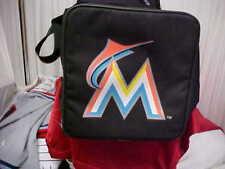 MLB Miami Marlins #61 Game Worn/Used Baseball Travel Bag
