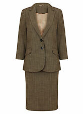 Check Skirt 2 Piece Suits & Tailoring for Women