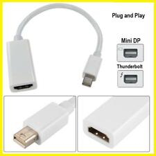 New Thunderbolt Mini Display Port to HDMI TV Cable Adapter for MacBook Pro iMac
