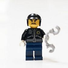 Il film LEGO NINJAGO 70607 l'agente del momento Minifigura con manette non assemblato