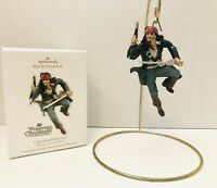 2011 Hallmark Keepsake Artist Jack Sparrow Christmas Ornament In Box