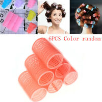 Full Size Professional Gift Hair Rollers Hairdressing Curlers  Salon Self Grip
