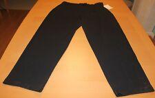 Liz Claiborne Ladies Dress Pants, Plus Size 1X, NWT, Black, Lightweight, Stretch