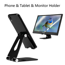Adjustable Phone Stand Cell Phone Stand Holder or 4-13 Inch Phone Tablet Monitor