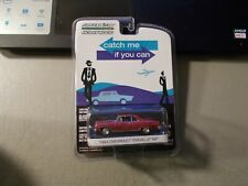 GREENLIGHT HOLLYWOOD SERIES CATCH ME IF YOU CAN 1964 CHEVROLET CHEVELLE SS RED