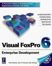 Visual FoxPro 6 Enterprise Edition-ExLibrary