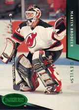 "1993-94  PARKHURST  ""EMERALD ICE""   #380  MARTIN BRODEUR"