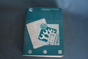 2000 Cummins Diesel C Series Engine Troubleshooting Service Repair Manual