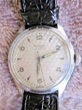 Bernhuf - Uni-sex Vintage Wristwatch-17 Jewel Swiss  Mechanical Wind-Up - 1950's
