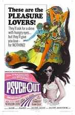 Psych Out Poster 01 A2 Box Canvas Print