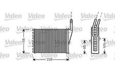 VALEO Radiador de calefacción RENAULT ESPACE 812287