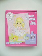 "PRECIOUS MOMENTS ""Sweet Princess"" 24 Piece Jigsaw Puzzle BNIB 3+"