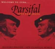 Wagner, Richard Parsifal goes la Habana (2003) Ben Lierhouse Project [CD]