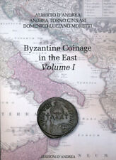HN D'Andrea Torno Ginnasi Moretti BYZANTINE COINAGE IN THE EAST Volume I