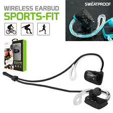 Sports-Fit Wireless Bluetooth Headphones Samsung Note 10 9 Galaxy S20 5G S10 S9