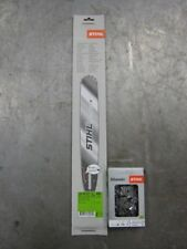 "STIHL 18"" BAR AND CHAIN COMBO MS311 MS391 MS362 3003-008-8917 3624-005-0066"