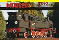 ORIGINAL PAPER-CARD MODEL KIT - TKt2