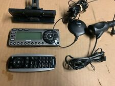 Sirius Xm Starmate 3 St3 Satellite Radio Receiver with car kit and Actived
