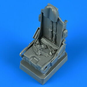 QuickBoost 1/32 F-100 Super Sabre Ejection Seat w/Safety Belts for Trumpeter