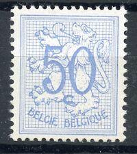 STAMP / TIMBRE DE BELGIQUE N° 1027A ** LION HERALDIQUE