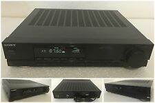 Sintonizador AM/FM Stereo Digital Tuner Vintage Sony ST-V7700L Like New €279