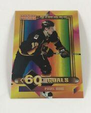1994 Topps Hockey Card Premier Finest Pavel Blue (Canucks) LB02