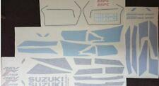SUZUKI RGV250 VJ22 FOR BLUE/WHITE BIKE VERSION DECAL KIT