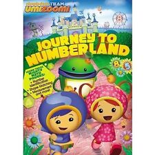 Team Umizoomi Journey to Numberland 0097368323247 DVD Region 1