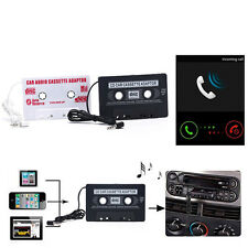 3.5mm Car Stereo Cassette Tape Adapter For Mobile Smart Phone Audio CD Player#FO