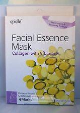 Epielle Facial Essence Mask Collagen with Vitamin E - Moisturizing & Renewing