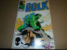 INCREDIBLE HULK #309 Marvel Comics 1985 FN