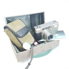 [Near Mint] CONTAX Tvs Carl Zeiss Vario Sonnar 28-56mm F3.5-6.5 T BOXED+MANUAL