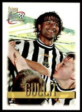 Futera Newcastle United Fans' Selection 1999 - Ruud Gullit (Gullit) #87