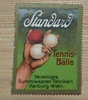 39384 Vignette Anuncio Standart Pelotas de Tenis Unidos Gummiwaren Harburgwien