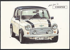 Road Transport Postcard - 1.3i Mini Cooper Motor Car   A7619