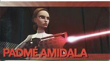 Star Wars Clone Wars Widevision Foil Character Chase Card #9